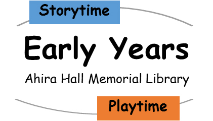 Early Years Storytime-Playtime